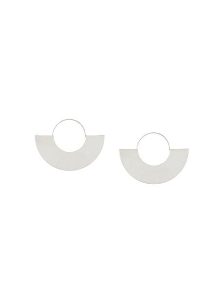 Ca & Lou metallic women earrings jewels