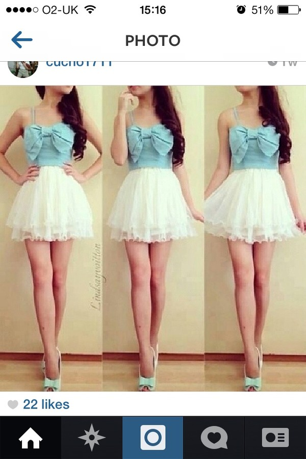 Prom Dress In Yourcloset 183 Cute Sweetheart Bow Short Prom
