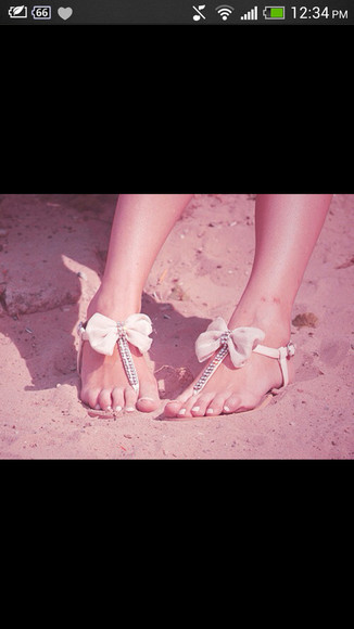shoes flats nude sandals sandals summer summer shoes flat sandals studded sandals sea of shoes flatforms bow flats