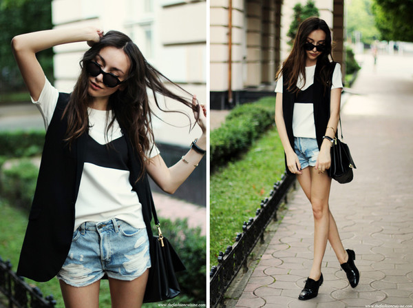 bag blak bag summer outfits casual