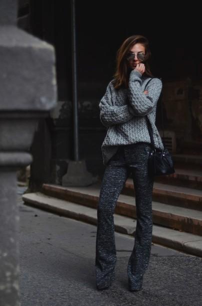 venka vision blogger pants bag shoes
