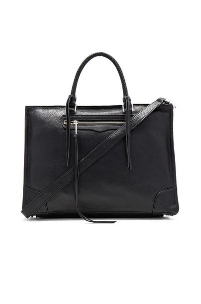 Rebecca Minkoff satchel bag satchel bag black