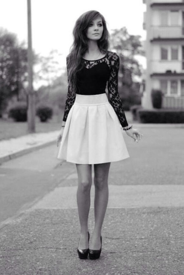 shirt skirt blouse black lace shirt black sleeves material tight dress skater skater skirt skater skirt white white skirt white skater skirt skirt cute cute skirt cute skirt black lace long sleeve lace dress lace long sleeves lace black and white dress black lace blouse