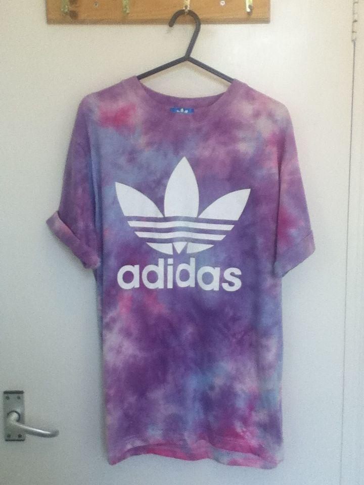 adidas trefoil t shirt ebay