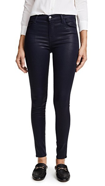 J BRAND jeans skinny jeans high