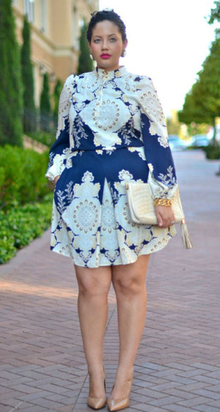 dress floral print dress jewels