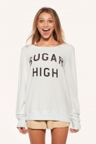 SUGAR RUSH BAGGY BEACH JUMPER
