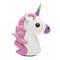 Rainbow unicorn portable charger