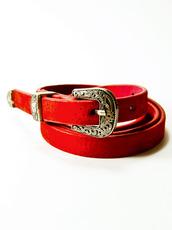 women belt,classic belt,red belt,belt