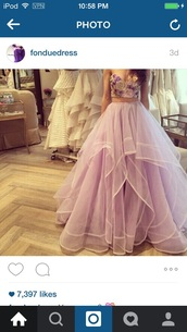 dress,crop top ball gown,lavender prom dresses,purple dress,floral dress,two piece dress set,prom dress,long prom dress,2 piece prom dress,white dress,floral top,crop floral top,white,purple,prom,light purple dress,strapless,flowers,floral,skirt,same color,same style,purple prom dresses,tulle dress,gown,crop tops,lavender,homecoming,long,gorgeous,formal,long dress,prom gown,two-piece,pink prom dress,pink dress,floral dress pink,two piece prom dresses,pretty,princess,violet,tulle skirt,maxi skirt,pastel,party dress,formal dress,lilac,puffy skirt,tulle prom dresses,puffy dress,cute,lavender dress,2 piece light purple with flowerdesign,2016 prom dresses,organza prom dress,sweetheart prom dress,chic style prom dress,graduation dress,long evening dress,dressofgirl,2016,girly,ball gown dress
