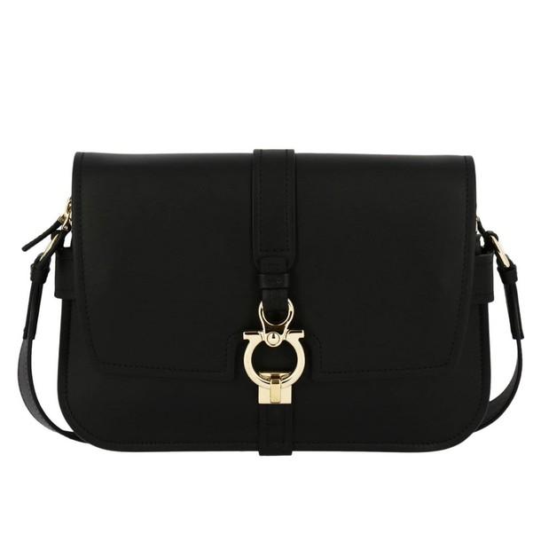 Salvatore Ferragamo women bag shoulder bag black
