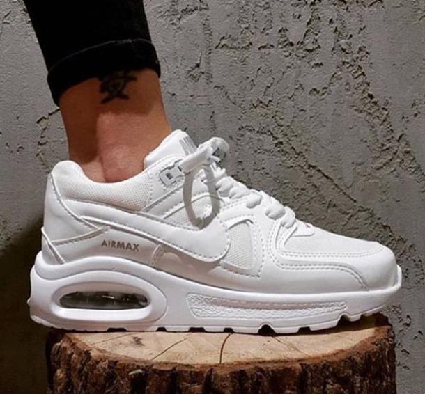 shoes nike air max white air max