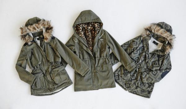 coat parka fur winter outfits cute