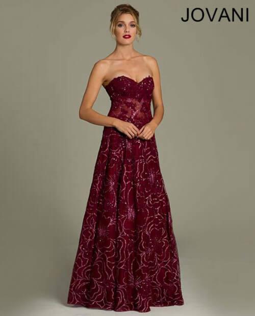 Evening Dress 14913