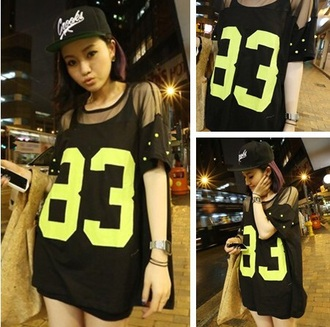 shirt kpop dress snapback cute hot fashion