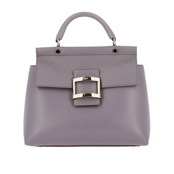 Roger Vivier women bag handbag shoulder bag grey