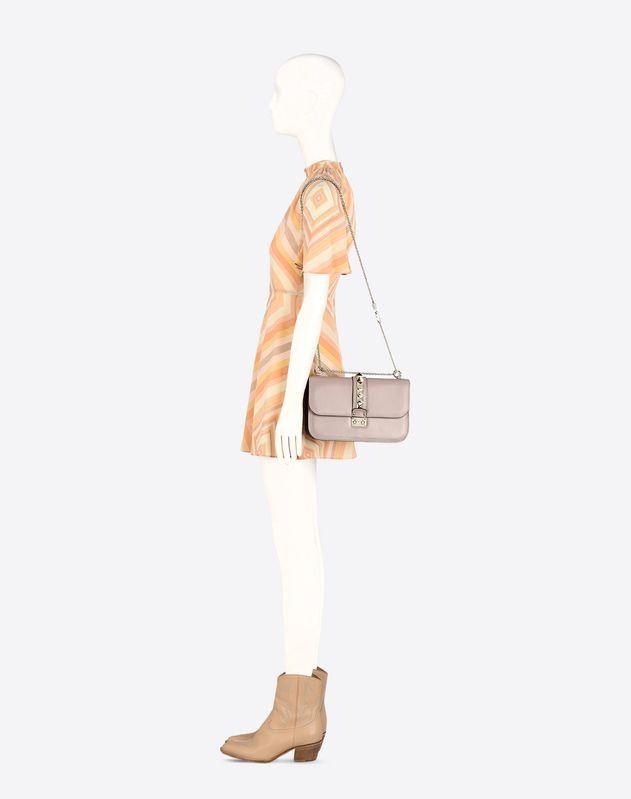 92667ad57a Boutique en ligne Valentino - Sac à Bandoulière Avec Chaîne Femme ...