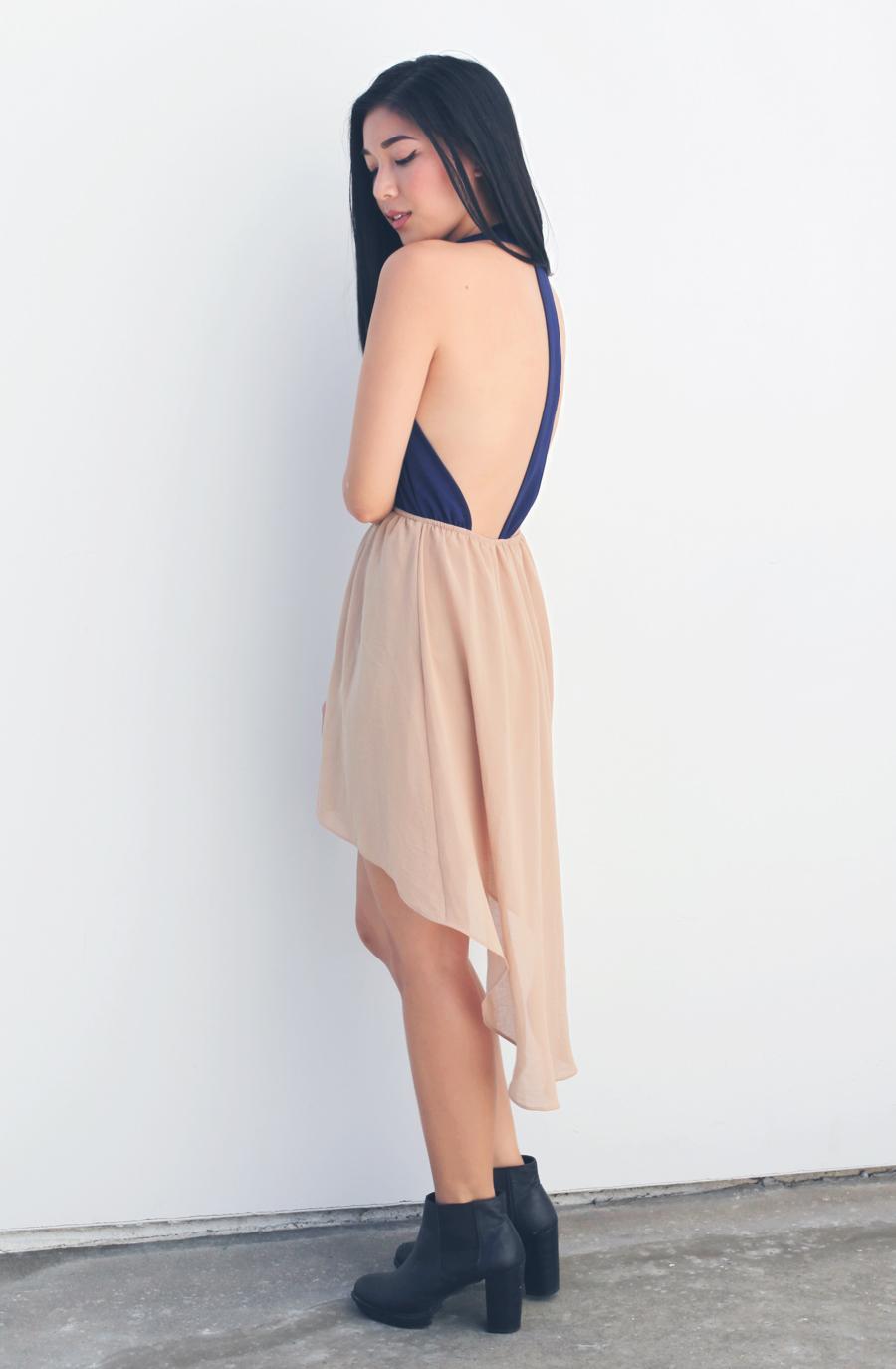 Tracy Tee Dress — LAST NIGHT