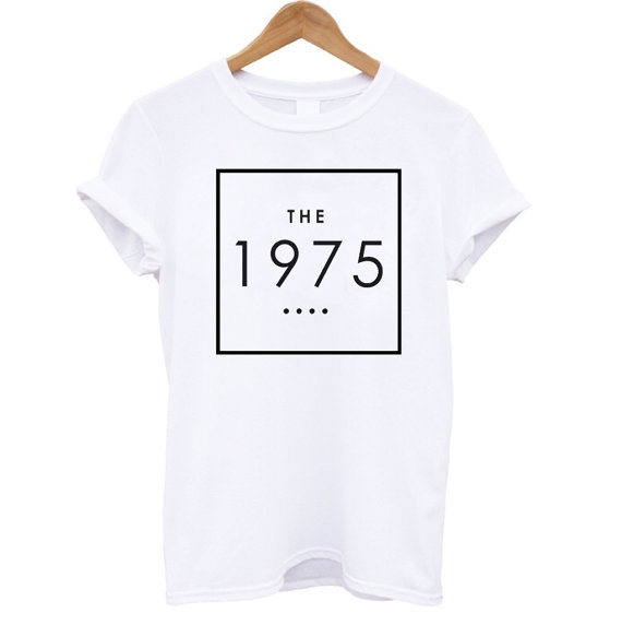 The 1975 by alapparel on etsy