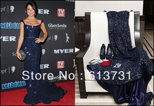 Aliexpress.com : buy wholesale kate ritchie navy blue red carpet sweetheart mermaid sequins beaded evening gown celebrity dresses bo4165 from reliable dress women suppliers on suzhou babyonline dress store