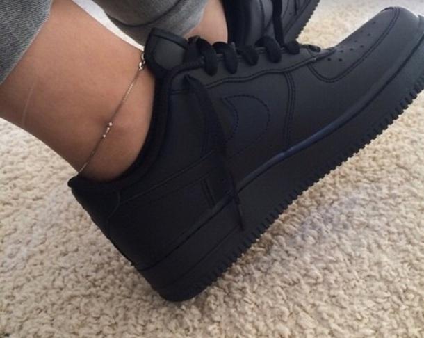 shoes nike cute back to school black black shoes nike shoes nike air nike black shoes