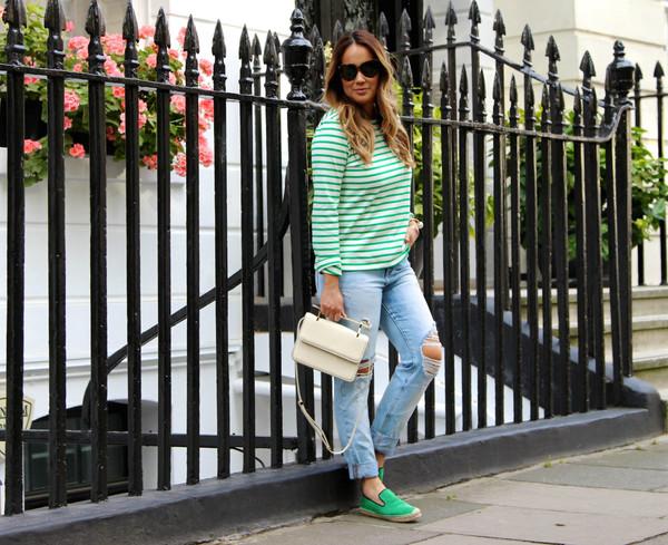 louhayhay top jeans shoes bag petit bateau