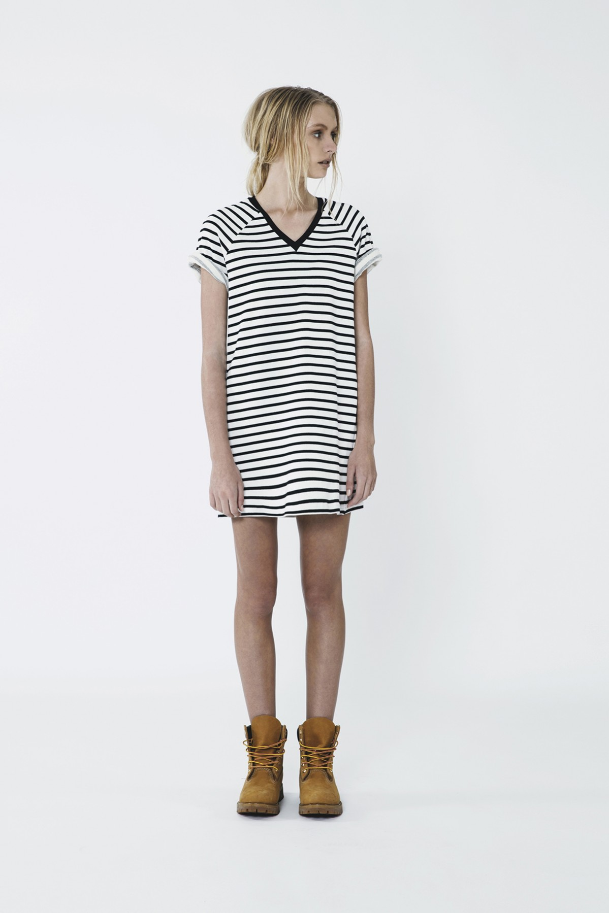 The Fifth DROP THE GAME T-SHIRT DRESS - BNKR