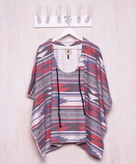Native poncho