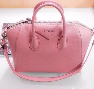 bag pink purse givenchy