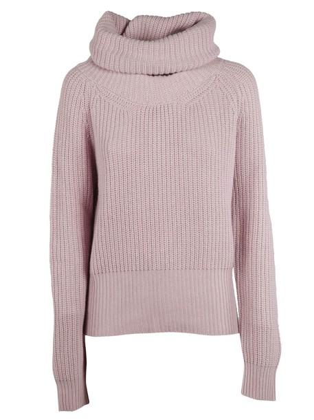 Blugirl sweater classic pink