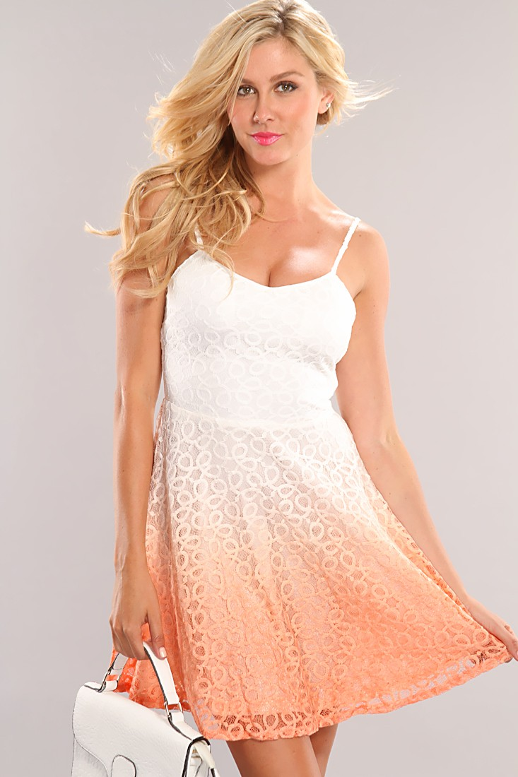 White Peach Crochet Spaghetti Strap Sexy Dress @ Amiclubwear sexy dresses,sexy dress,prom dress,summer dress,spring dress,prom gowns,teens dresses,sexy party wear,women's cocktail dresses,ball dresses,sun dresses,trendy dresses,sweater dresses,teen clothi