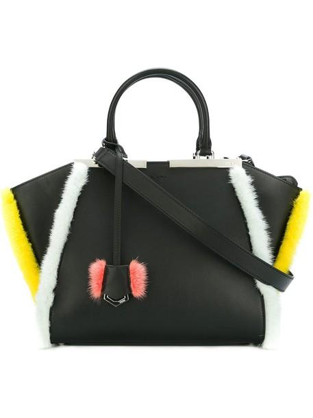 Fendi black bag