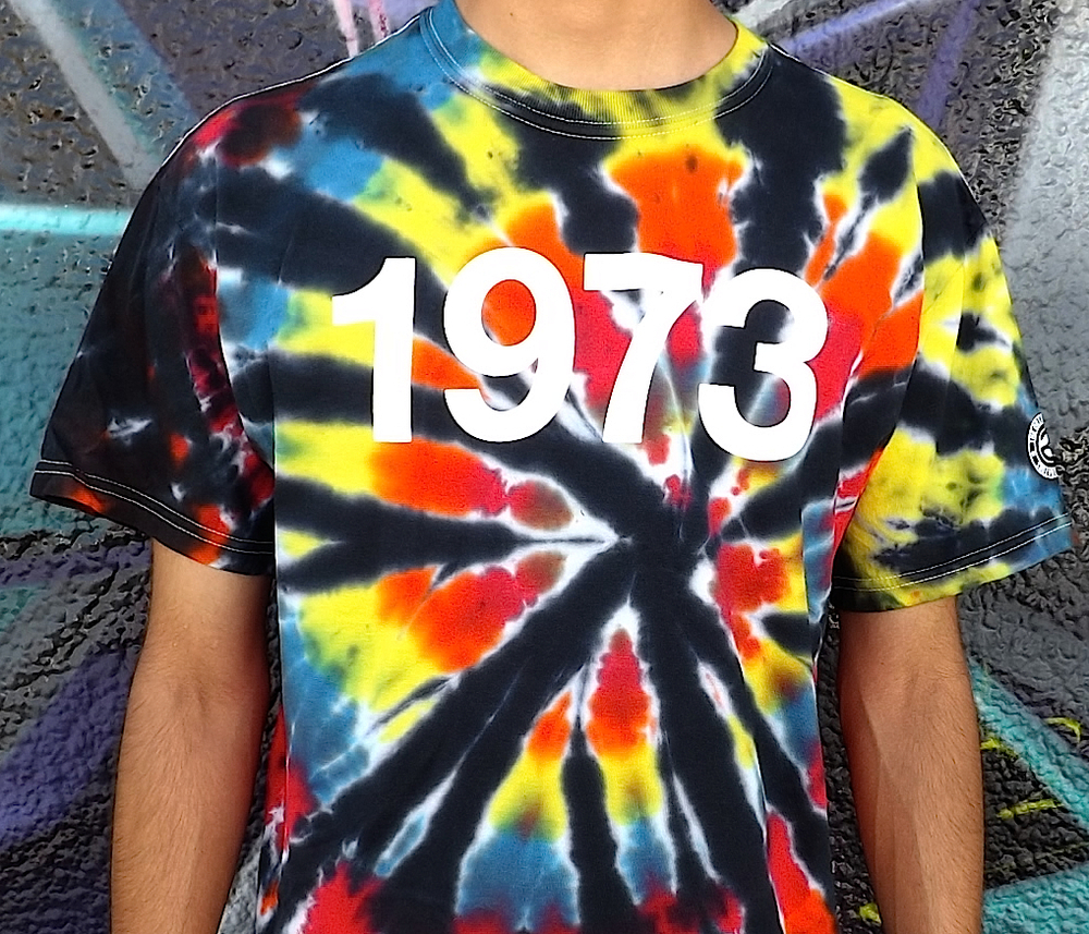 The Originators — TIE DYE 1973