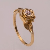 jewels,ring,rose,gold,gold rose,rose gold,diamonds