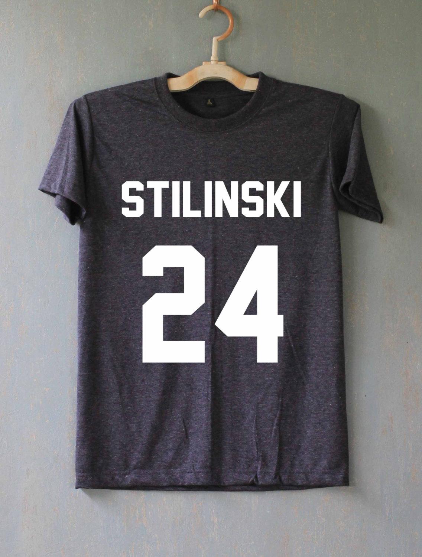 Stiles Stilinski Shirt Teen Wolf Shirts T Shirt T-Shirt TShirt Tee Shirt Unisex - Size S M L XL XXL
