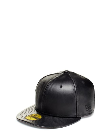 Leather Baseball Hat - Accessories - Juicy Couture 9c8af2f3304
