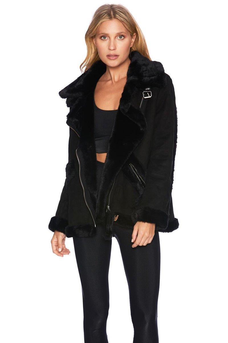 Aspen Jacket Black