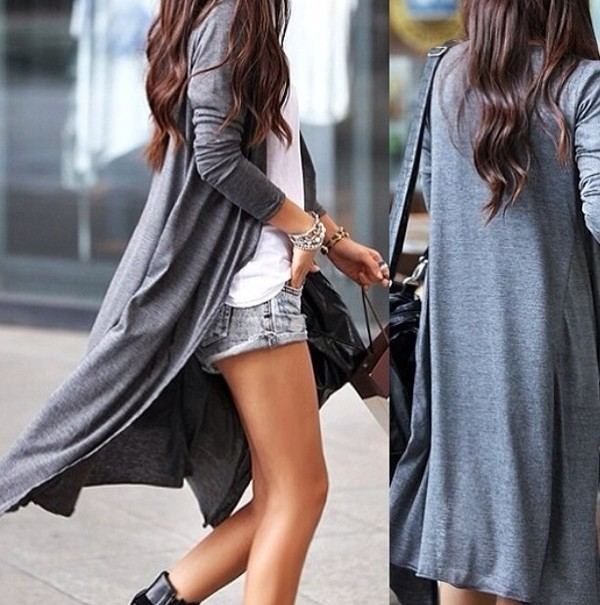 coat jumper cardigan oversized cardigan
