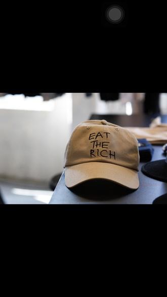hat kai eat the rich eat tumblr dope tumblr hats cap