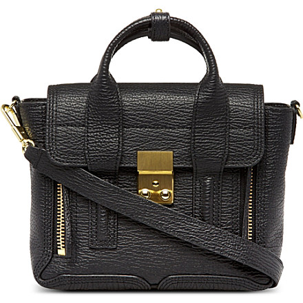 3.1 PHILLIP LIM - Pashli mini satchel | Selfridges.com