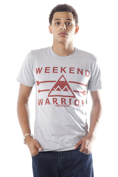 Weekend Warrior T-Shirt | Jawbreaking ($1-20) - Svpply