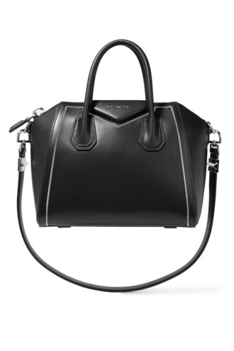 bag leather black black leather