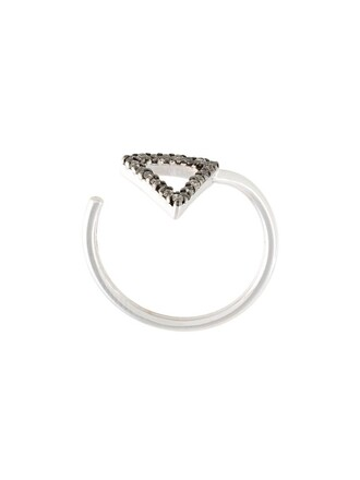 metallic women midi water ring jewels