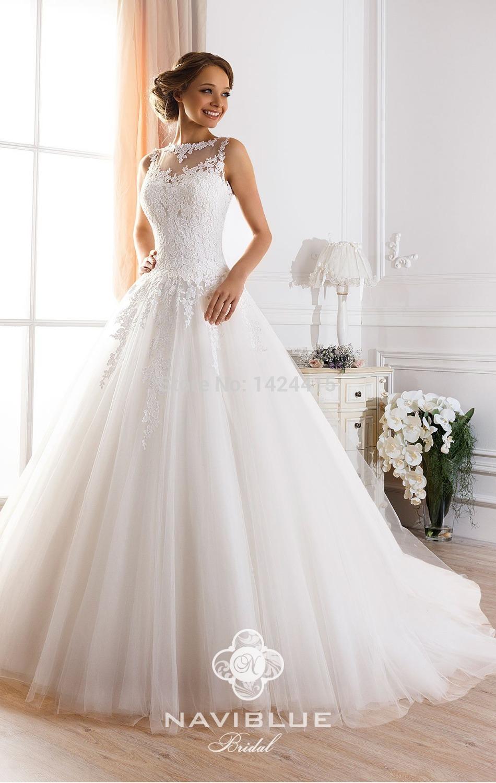 2014 best selling romantic v neck long vestido de noiva for Best selling wedding dresses