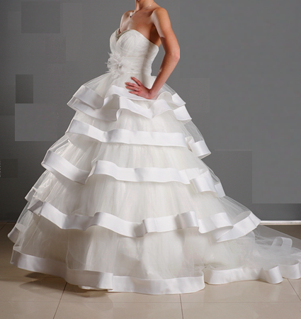 Velda Chris Wedding Gowns
