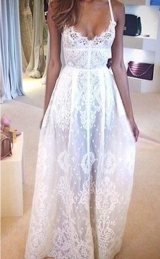 dress lace maxi maxi dress