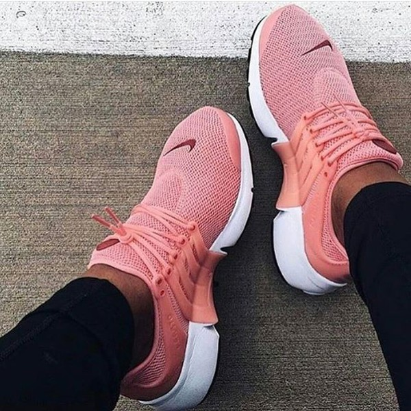 new product 1ea8f 67cfe Nike Air Presto Bright Melon White - junior