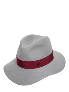 HATS - MAISON MICHEL -  LUISAVIAROMA.COM - WOMEN'S ACCESSORIES - FALL WINTER 2014