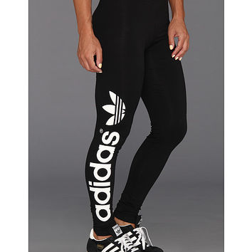 adidas Originals Trefoil Legging - Multicolor on Wanelo