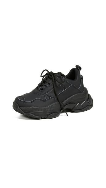 Jeffrey Campbell Lo Fi Sneakers in black
